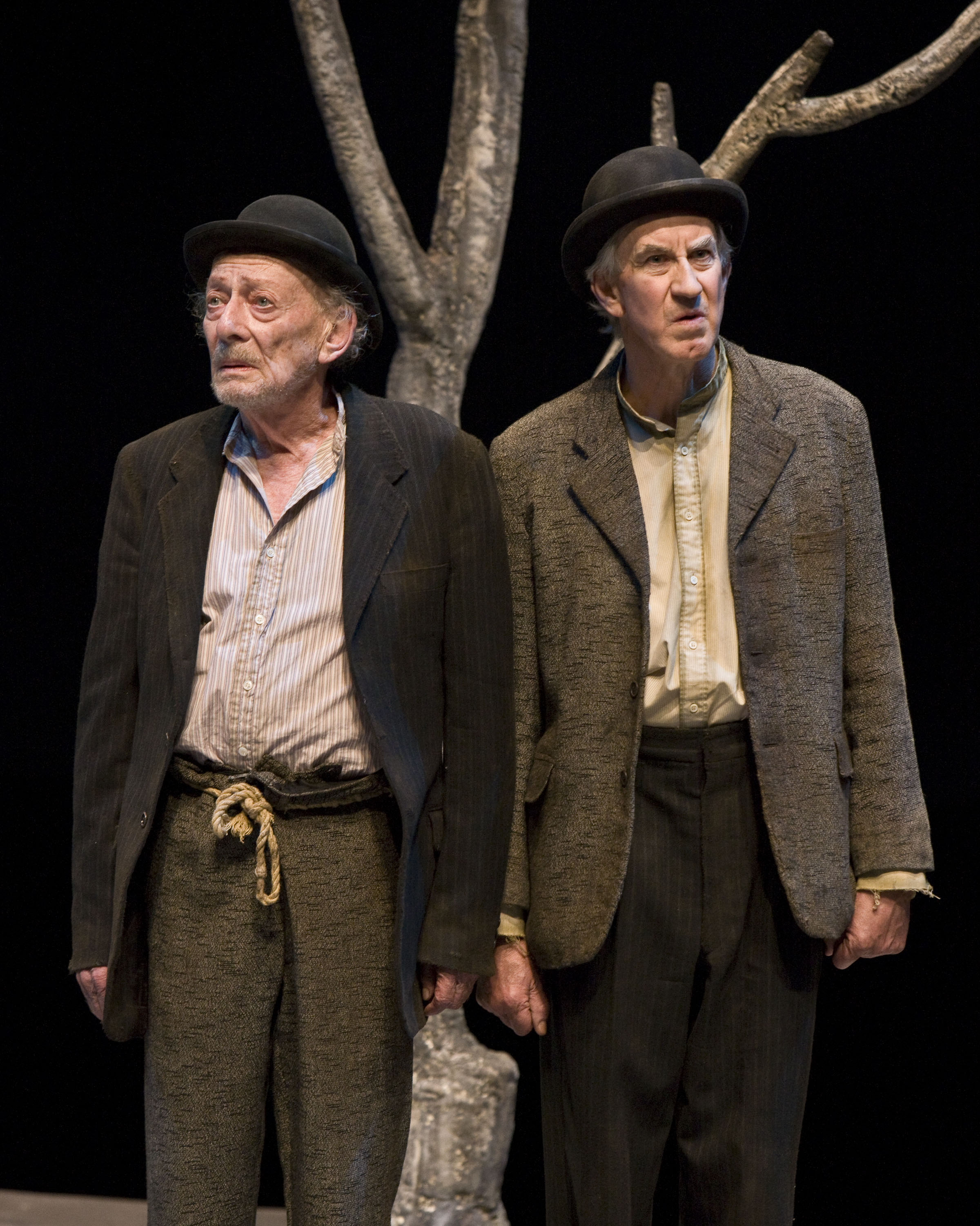 worth the waiting a glorious waiting for godot at the taper alan