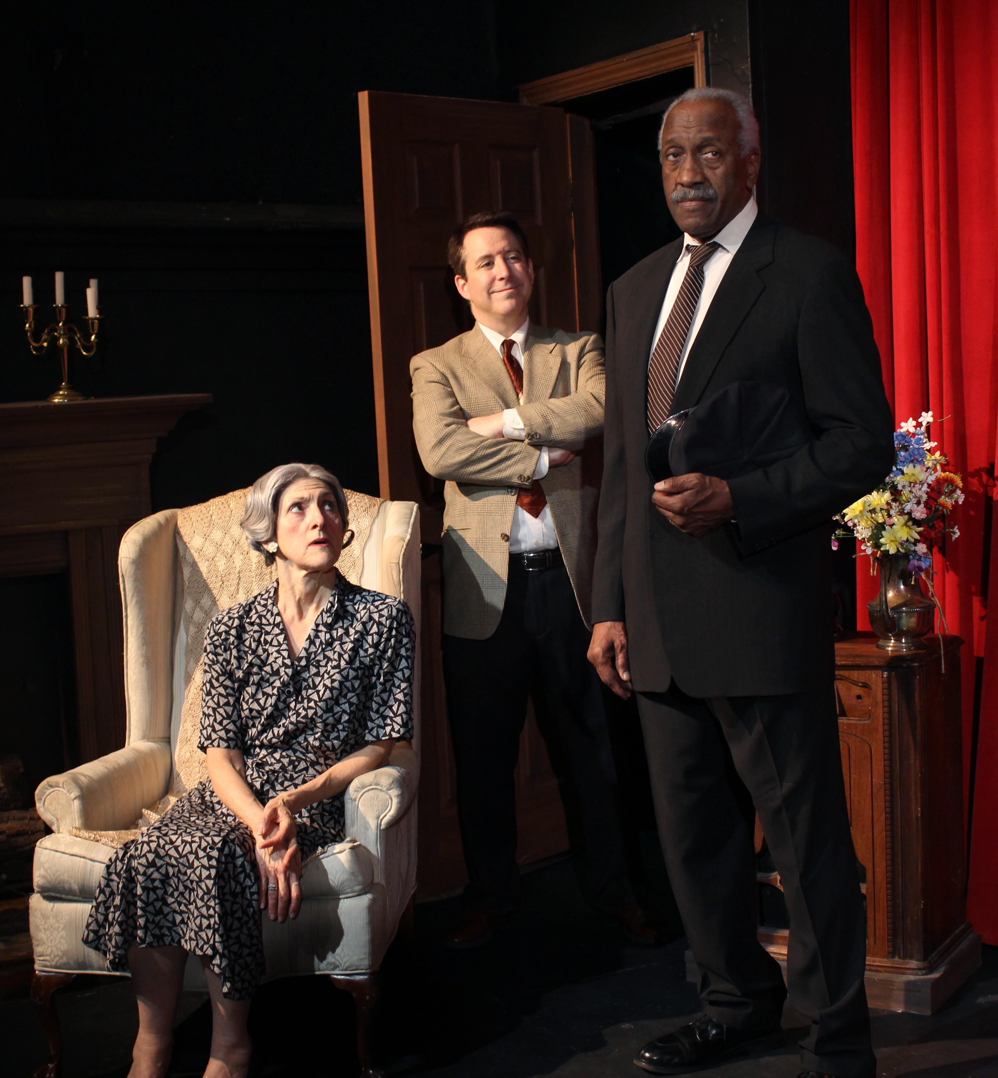 """The cast of SMP's """"Driving Miss Daisy"""""""