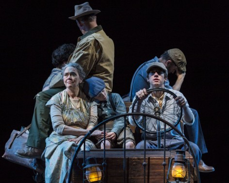 "The Joads take to the road in A Noise Within's ""Grapes of Wrath"""