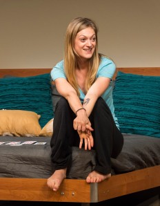 "Marin Ireland in ""A Parallelogram"""