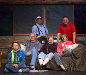 "The cast of Whittier Community Theater's fine, if brief run of ""On Golden Pond."""