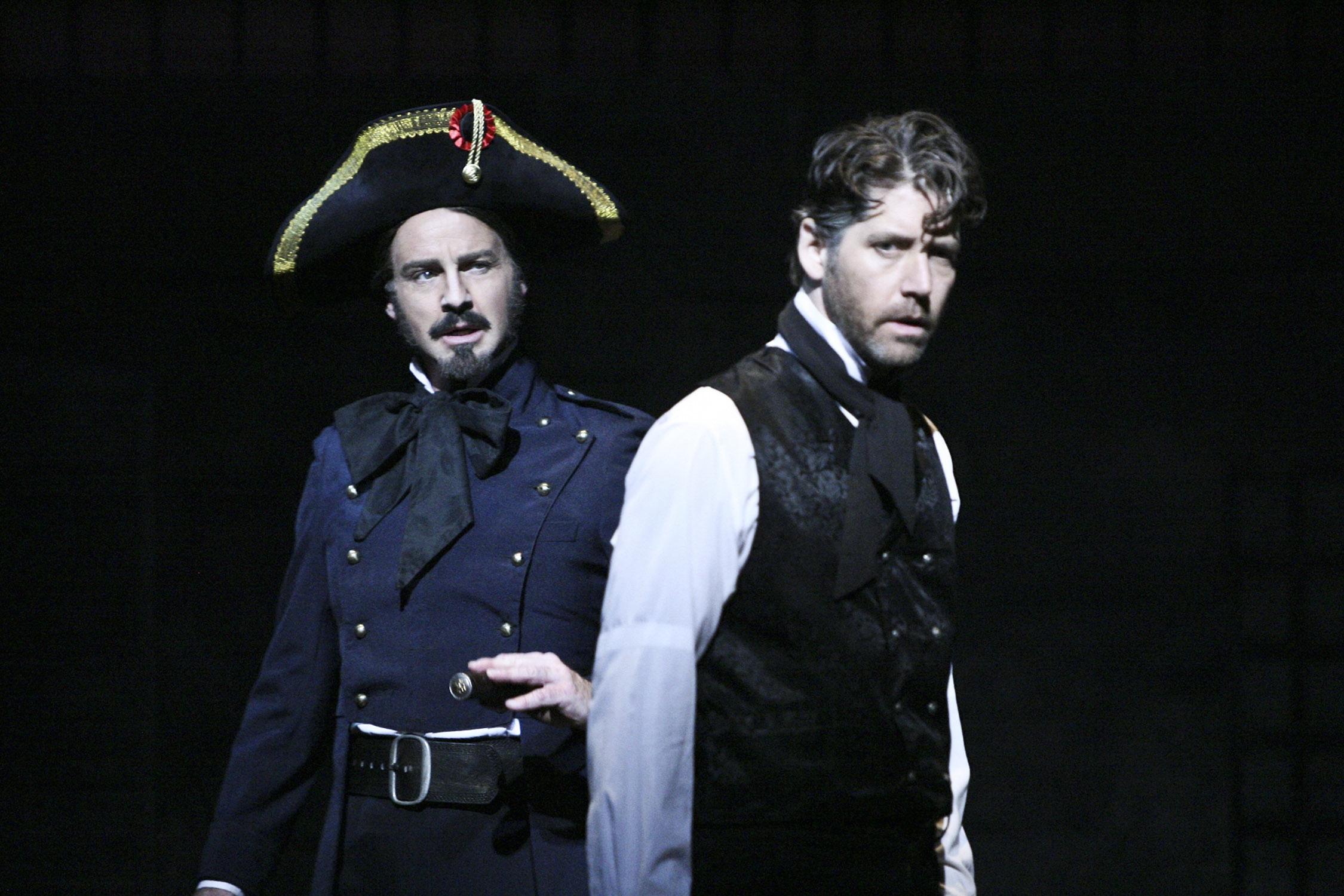"Les Miz"" Rises: Great musical done right in La Mirada | Stage Struck"