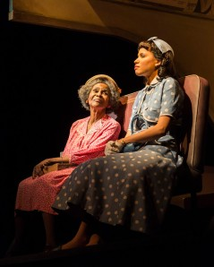 Cicely Tyson and Jurnee Smollett-Bell [photo: Craig Schwartz]