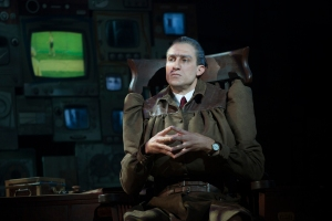 "Bryce Ryness is the evil headmistress Miss Trunchbull in ""Matilda: The Musical"" at the Ahmanson  Photo by Joan Marcus"