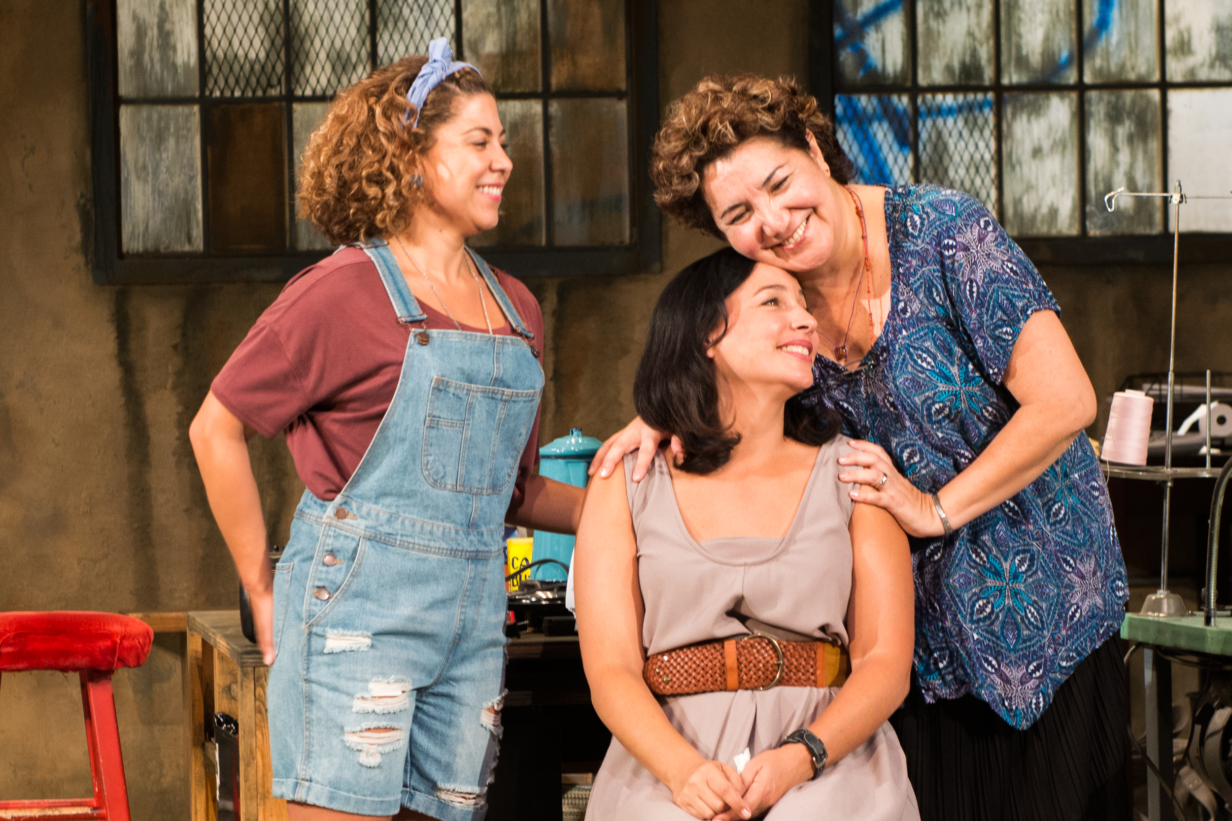 2015 stage struck review santana dempsey cristina frias and blanca araceli in