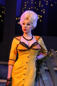 Krista Curry as Hedy LaRue