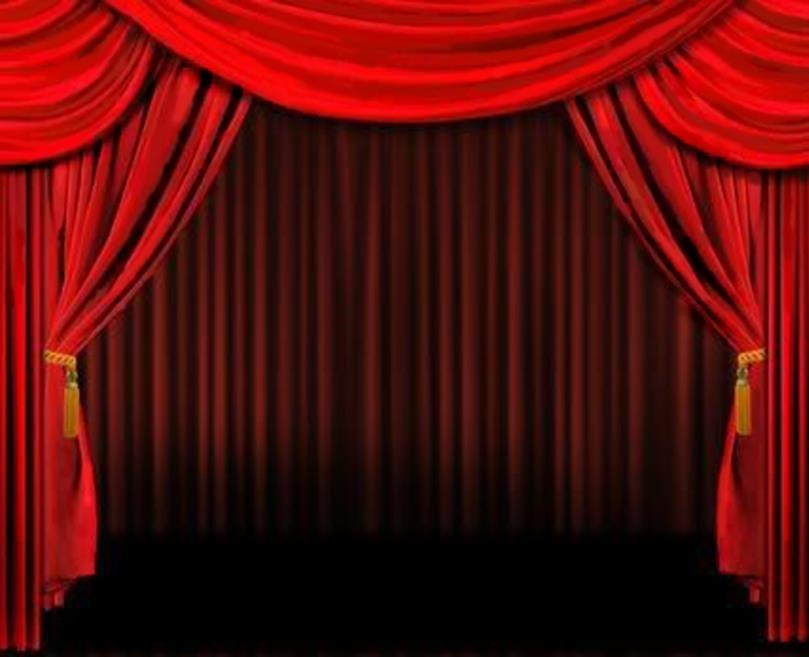 D Theatre Opening Animation Window Drapes Animated Stage Curtains Clipart Clipartfest